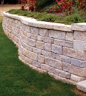 How To Build A Retaining Wall Wt Landscape