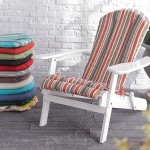 Upgrading Your Adirondack Chair