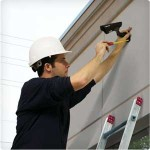 Installing an Outdoor Security Camera System